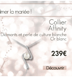 Collier Affinity