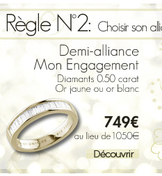 Demi-alliance Mon Engagement