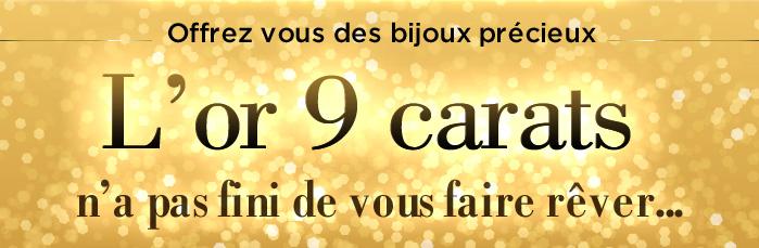 L'or 9 carats