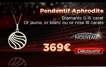 Pendentif Aphrodite