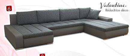 Canapé SEDUCTO
