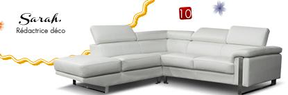 Ex a pericos mon int rieur en blanc canap s mobilier chambre d co - Vente unique reduction ...